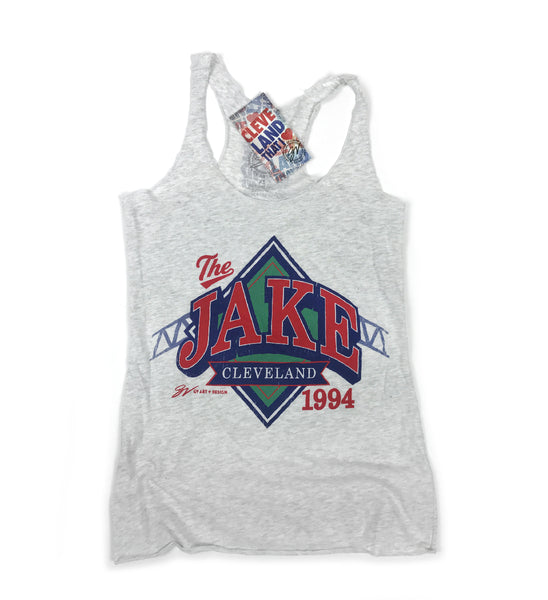 "Womens ""The Jake"" Racerback Tank"