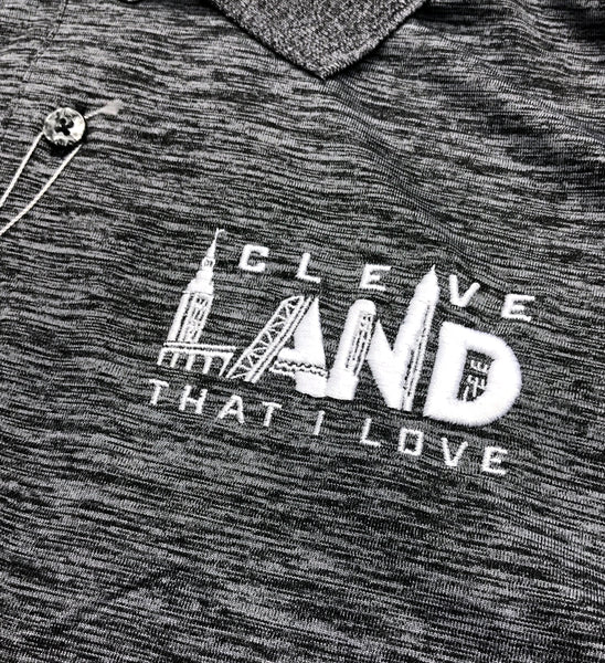 The Land Heather Grey Polo