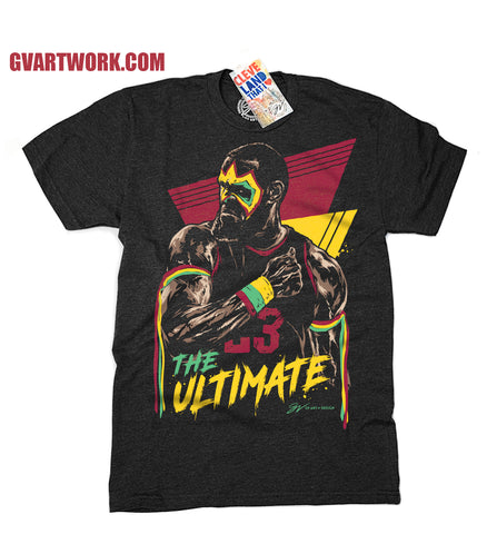 "The ""Ultimate"" T shirt"