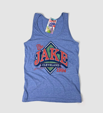"""The Jake"" 94 Vintage Blue Tank Top"