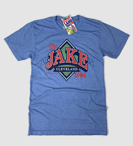 """The Jake"" 1994 Vintage Blue T shirt"