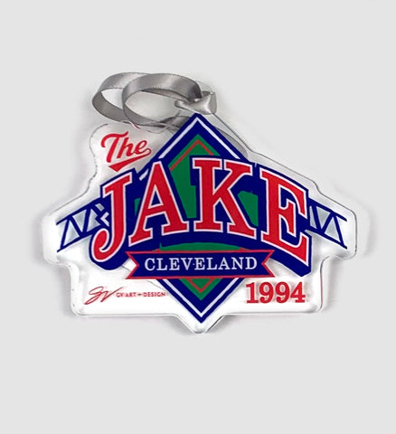 The Jake Clear Ornament