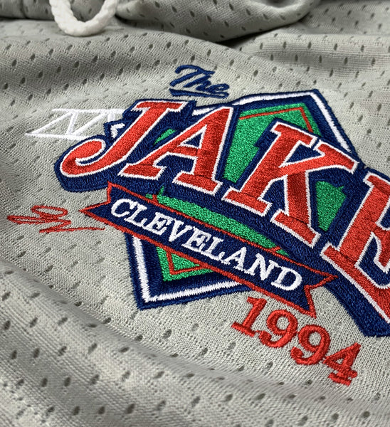 The Jake Cleveland Baseball Mesh Shorts with Pockets
