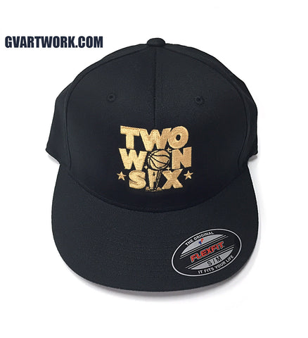 Flex Fit Two WON Six 2016 World Champions Hat
