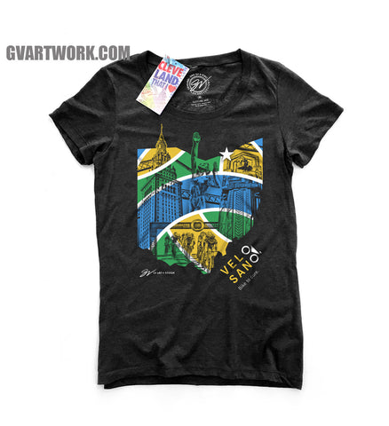 Women's VeloSano Limited Edition T shirt