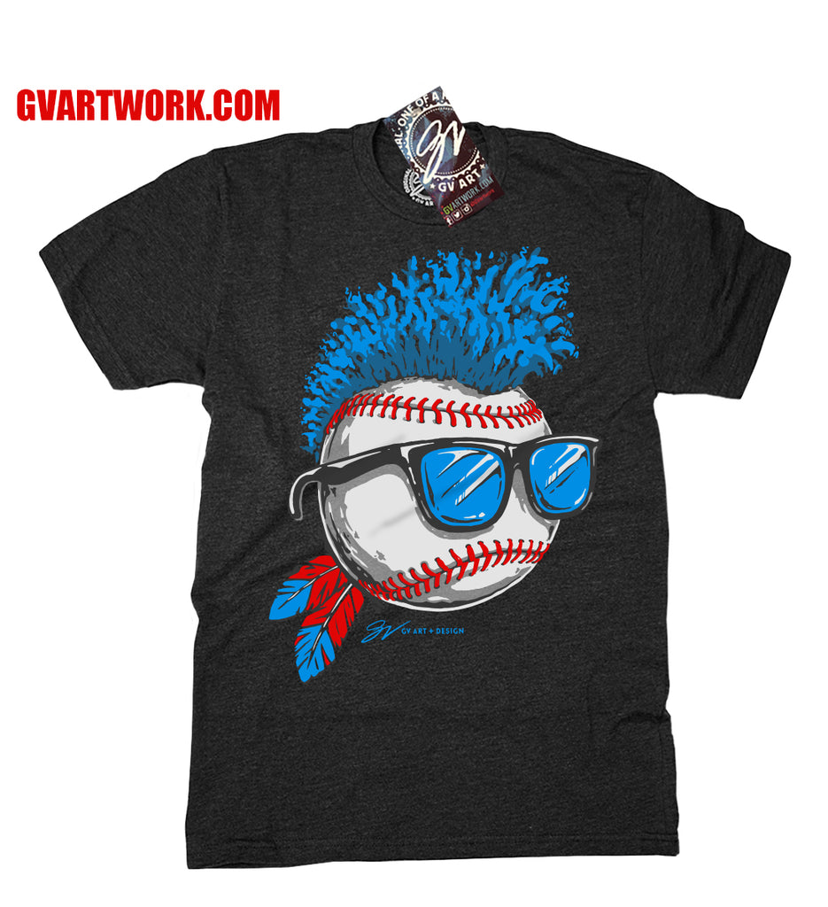3da2e4f75 Wild Hair Cleveland Baseball Jose Ramirez T shirt | GV Art and Design