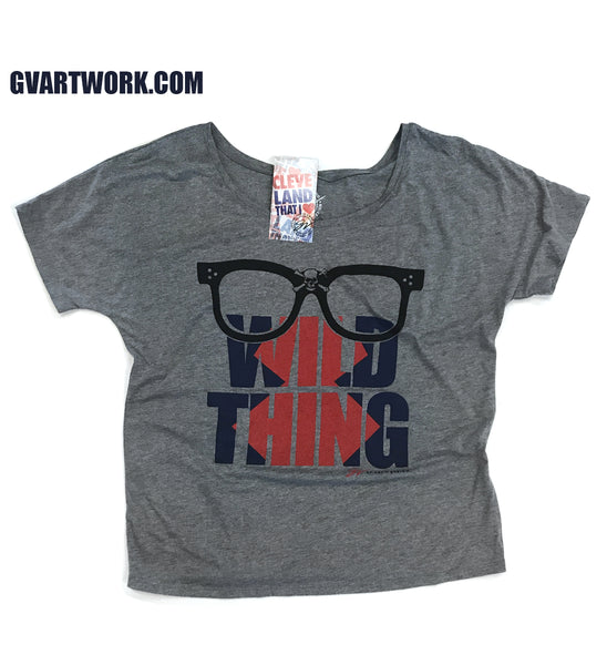 Women's Wild Thing Slouchy Shirt