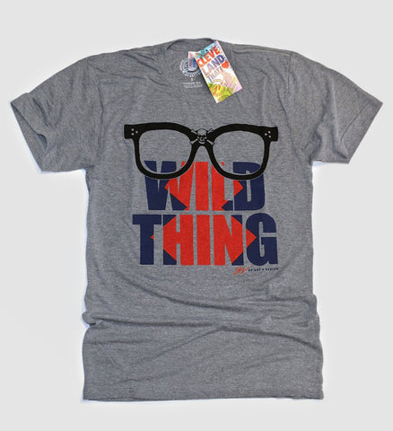 Major League Rick Vaughn Wild Thing T Shirt