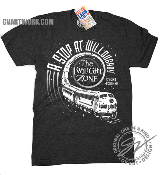 A Stop at Willoughby T shirt