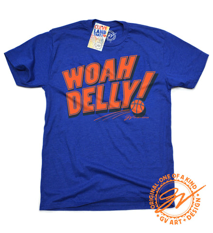 Woah Delly! T shirt