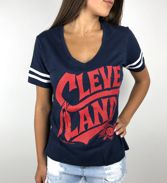 1ded2c78 Cleveland Baseball Tees, Tanks and Hats | GV Art and Design