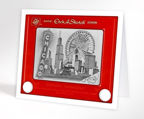 Chicago Skyline - Greeting Cards