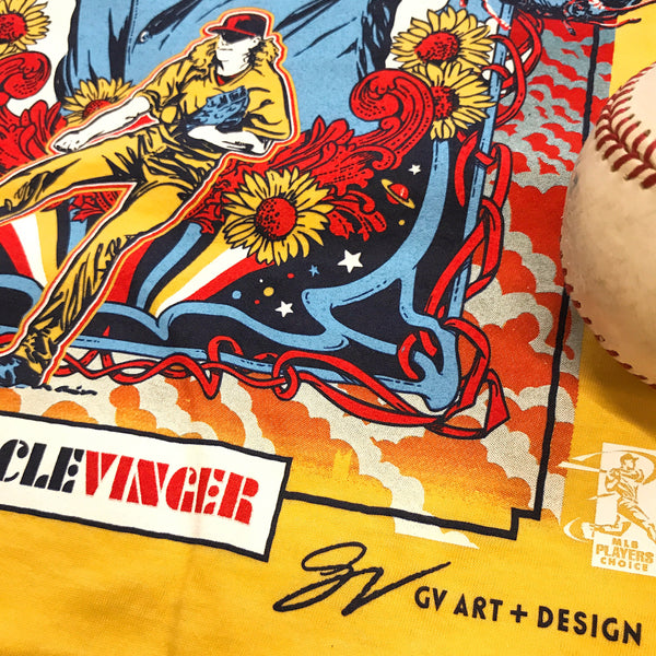 Official Sunshine Mike Clevinger T shirt