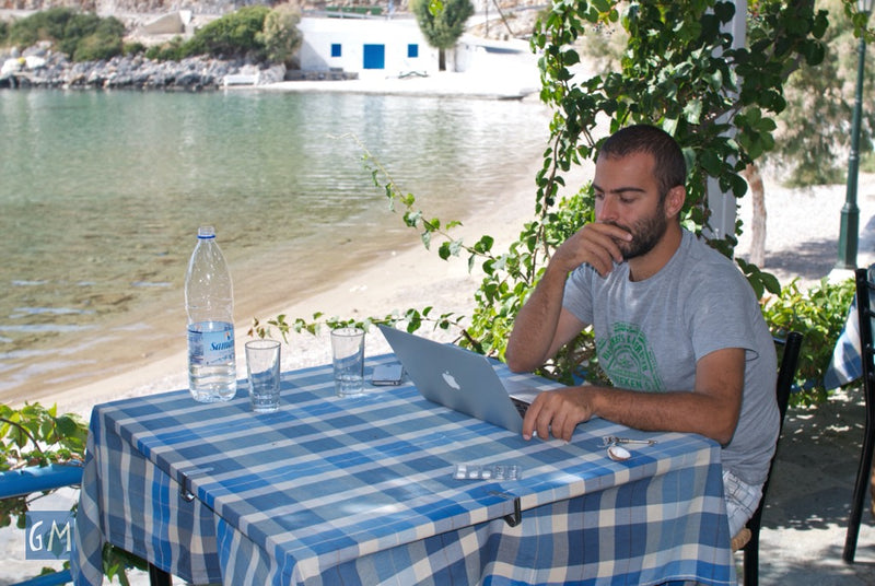 smart working in grecia