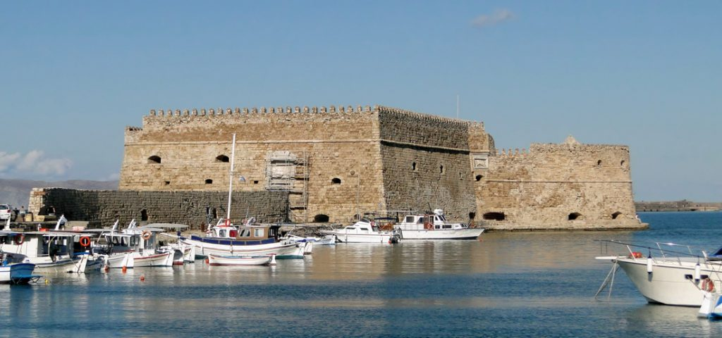 Kastro Heraklion