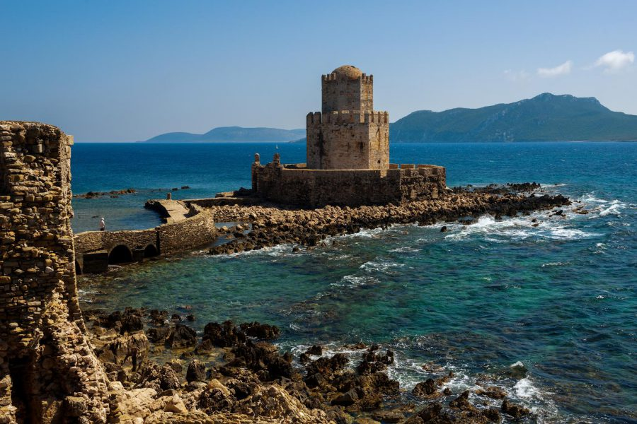 castello di Methoni Kalamata