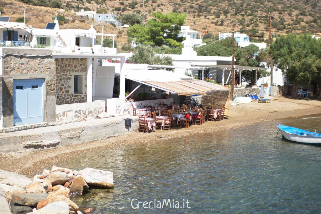dove mangiare a Sifnos