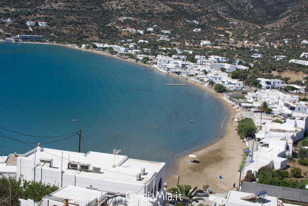 spiagge attrezzate Sifnos