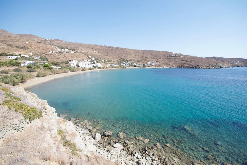 Tinos spiagge