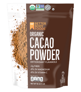 Cacao Powder - 4 lbs GB