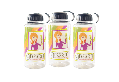 Smoothie Bottle- 3 Pack GB