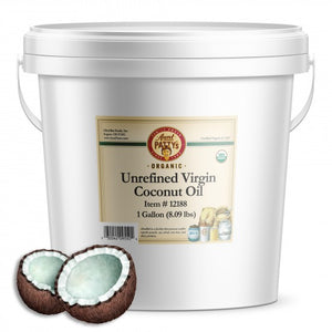 Coconut Oil - 3 gal GB