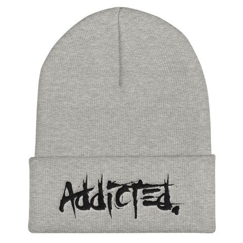 Addicted Cuffed Beanie