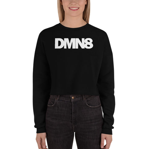 Dominate Crop Sweatshirt