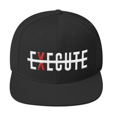 Execute Snapback Hat
