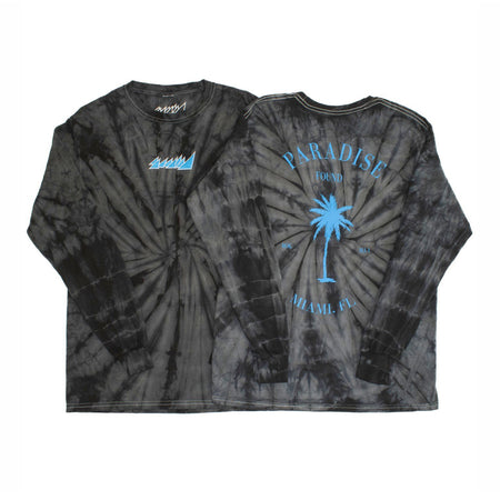 SPIDER BLACK L/S SHIRT