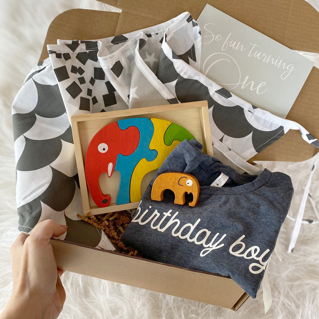 Birthday Boy Box