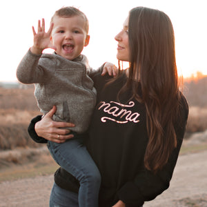 Black Mama Sweatshirt