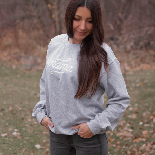 Grey Mama Sweatshirt