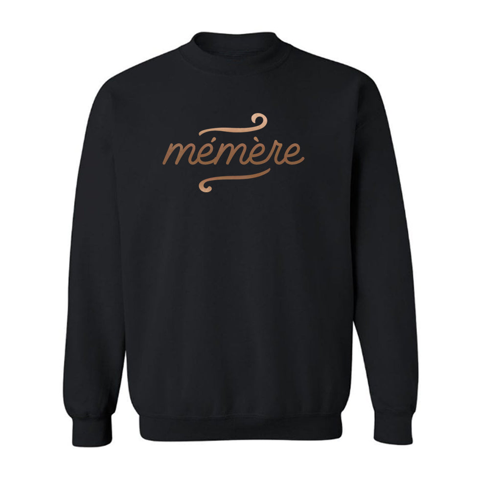 Black Mémère Sweatshirt