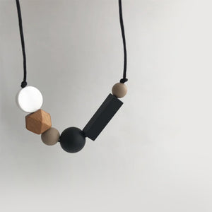 The Toni Teething Necklace