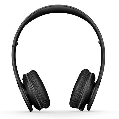 Beats Solo HD On-Ear Headphone Matte Black (Certified Refurbished)