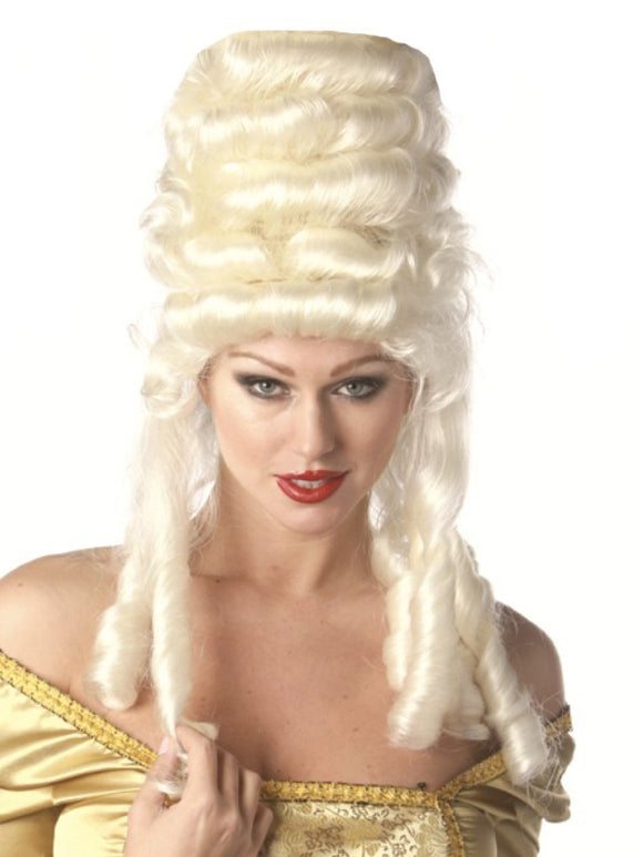 HISTORICAL & THEATRICAL WIGS