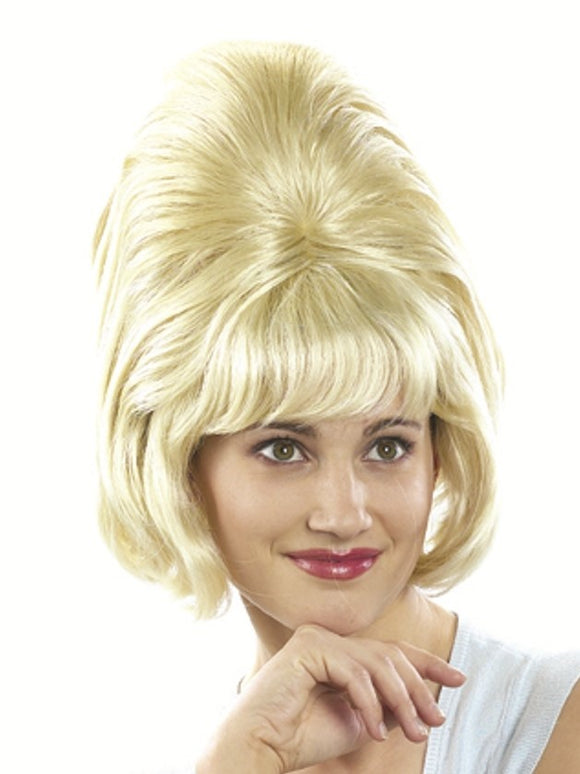 1950'S CLASSIC BEEHIVE WIG