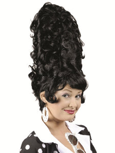 50'S HIGH TOP BEEHIVE WIG - 3 COLORS