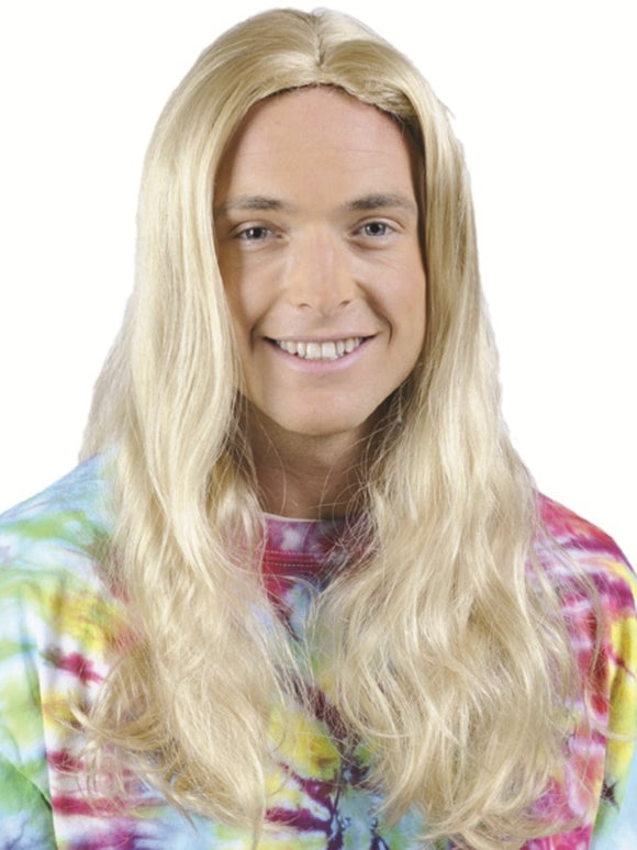 60'S HIPPIE DUDE PREMIUM WIG - 3 COLORS