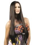 70'S GROOVY GIRL DELUXE WIG - 4 COLORS