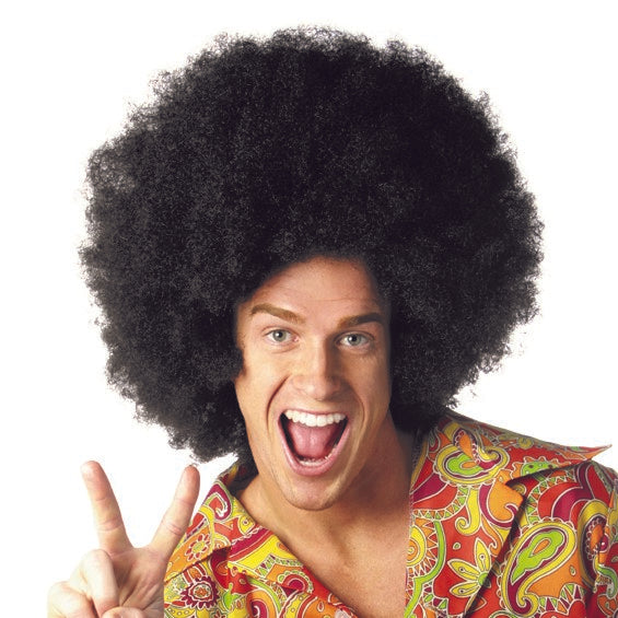 1970'S DISCO AFRO PREMIUM WIG - 3 COLORS