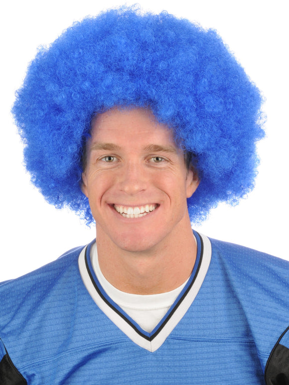 SPORTS FAN WIG - FRO BRO
