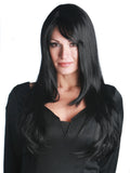"SEXY MORTICIA ADDAMS - ""THE ADDAMS FAMILY"" PREMIUM WIG"