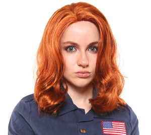 "SCULLY - ""THE X-FILES"" PREMIUM WIG"