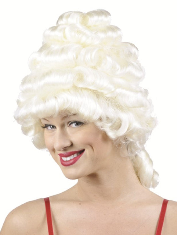 MRS. CLAUS BEEHIVE WIG