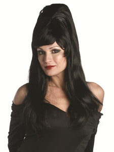ELVIRA MISTRESS OF THE DARK DELUXE WIG