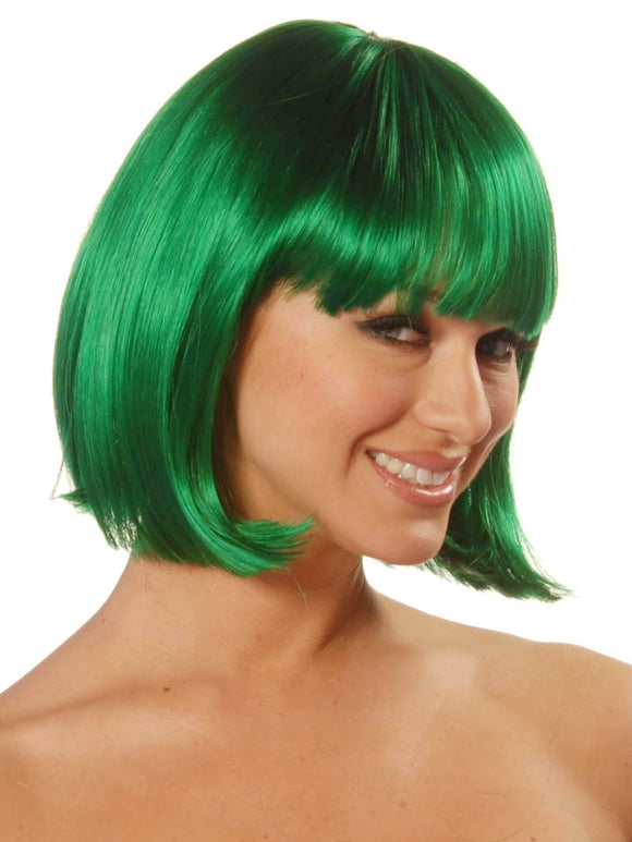 ST. PATRICKS DAY - BOB DELUXE WIG