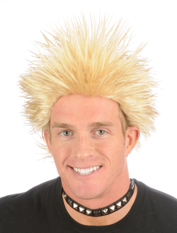 BILLY IDOL DELUXE WIG
