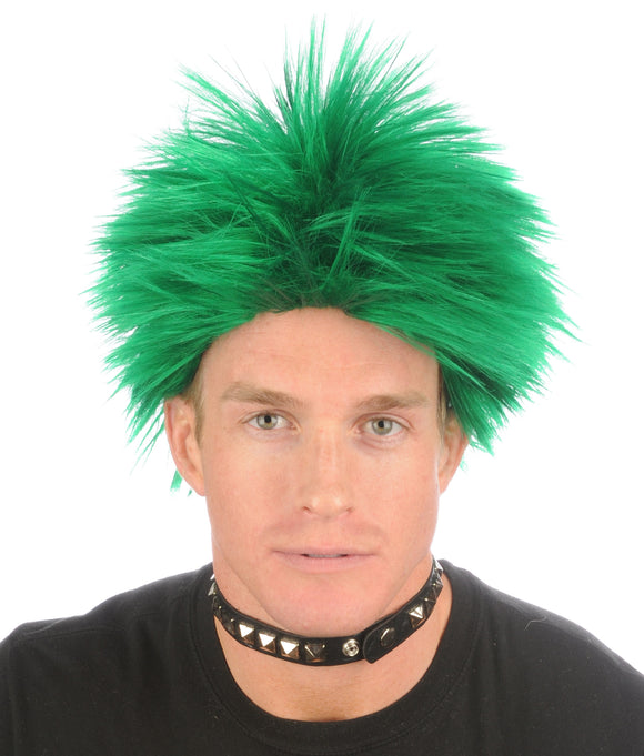 ST. PATRICKS DAY - SPIKE DELUXE WIG